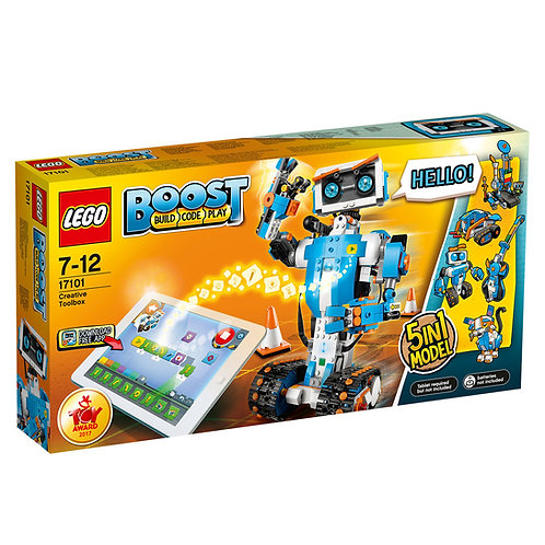 LEGO BOOST 17101 Cutie creativa de unelte 5 in 1 / Программируемый робот 5