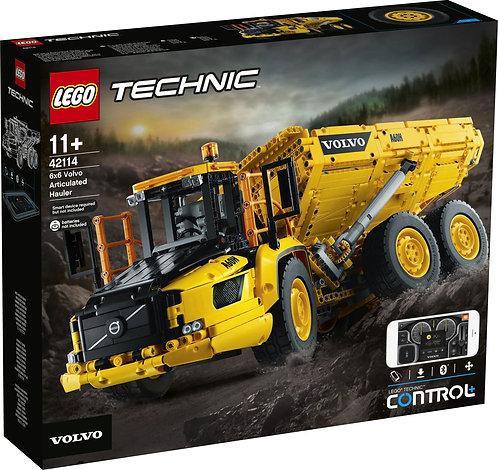 LEGO TECHNIC 42114 6*6 VOLVO