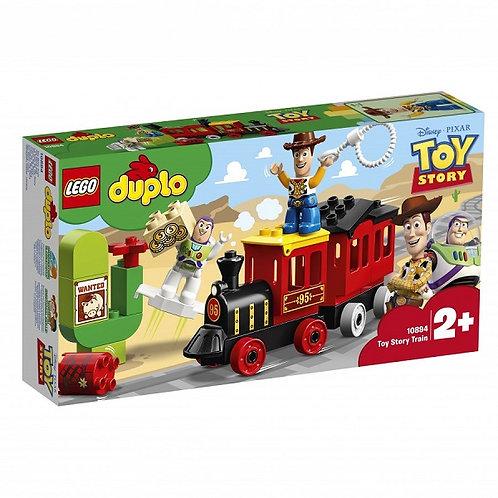 LEGO DUPLO 10894 Поезд История игрушек / Trenul Toy Story