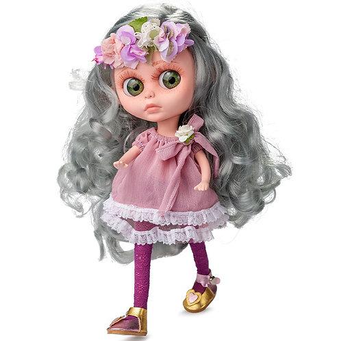 BERJUAN 24007 Papusa din vinil Margaret Frost 32cm / Кукла виниловая Маргар 32см