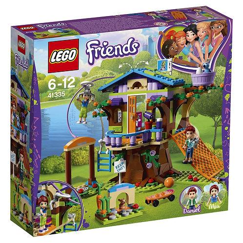 LEGO FRIENDS 41335 Casuta din copac a Miei / Домик Мии на дереве
