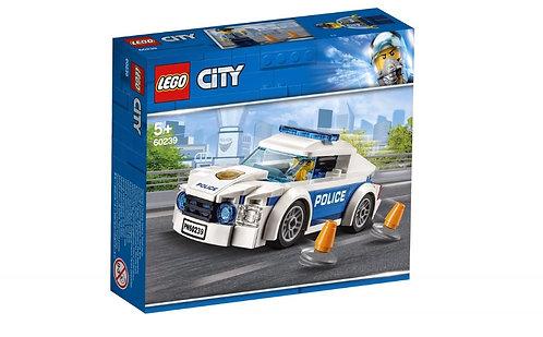 LEGO CITY 60239 Masina de politie pentru patrulare / Полицейский патруль