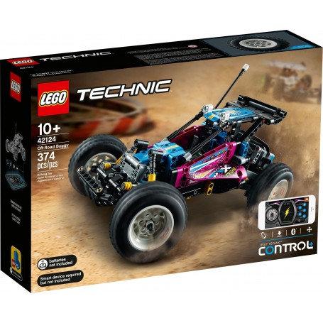 LEGO TECHNIC 42124 Buggy Teleghidat / Квадроцикл