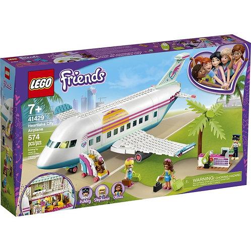 LEGO FRIENDS 41429 Avion din orașul Heartlake / Самолёт в Хартлейк Сити