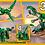 Thumbnail: LEGO Creator 31058 Dinozauri puternici / Динозавр