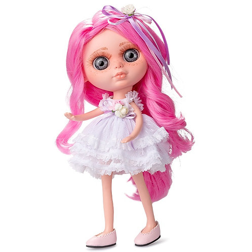 BERJUAN 24006 Papusa din vinil Jimena 32cm / Кукла виниловая Жимена 32см