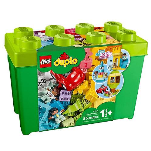 LEGO DUPLO 10914 Cutie Deluxe / Большая коробка с кубиками