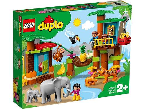 LEGO DUPLO 10906  Insula tropicala / Тропический остров