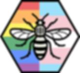 BeeHyrdated Logo