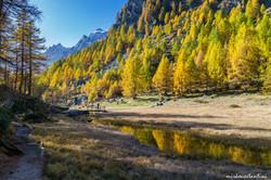 Autunno all'Alpe Devero