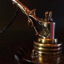 WW2 Battle Lamp