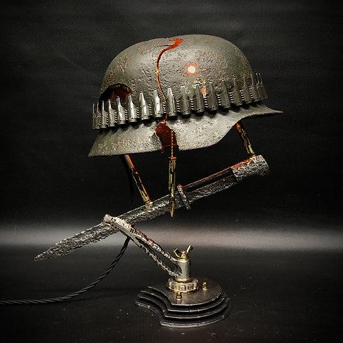 WW2 German Battle Lamp