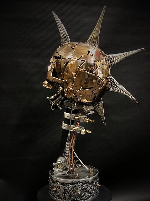 Zildjian skull