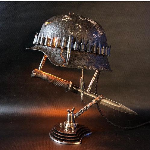 M42 Winter Camo Battle Lamp