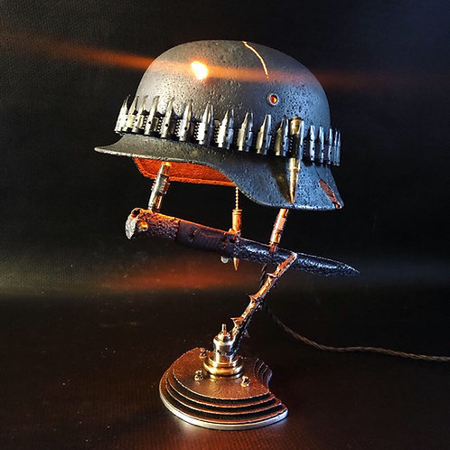 WW2 M40 Battle lamp