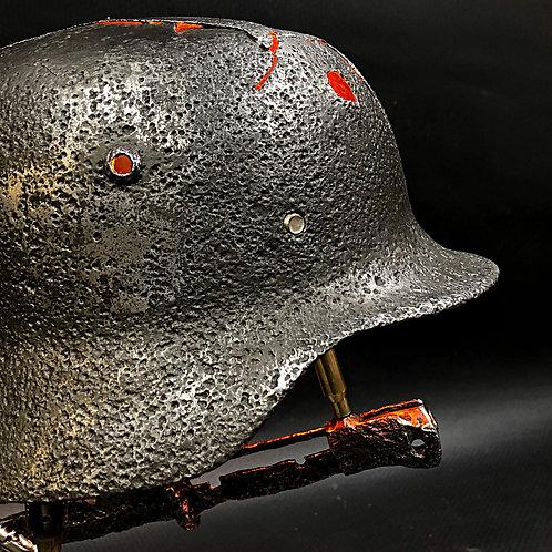 German M35 Battle lamp
