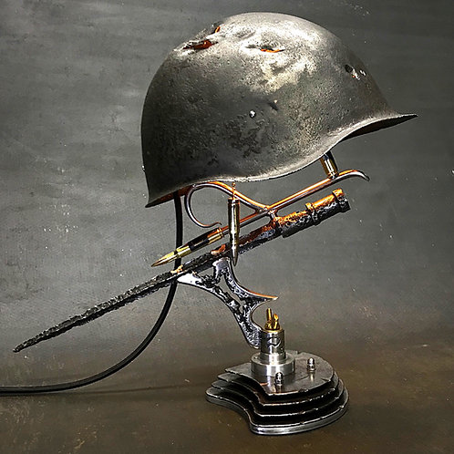 Soviet Battle Lamp