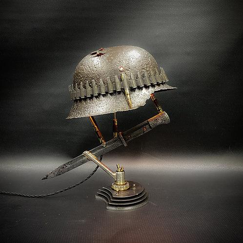 Battle lamp #47
