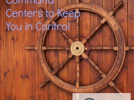 10 Inspiring Command Centers to Keep You in Control