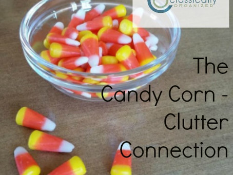 The Candy Corn - Clutter Connection