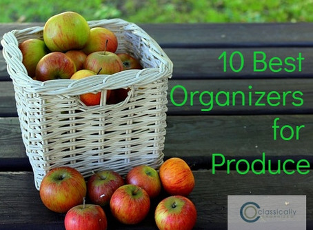 10 Best Organizers for Produce