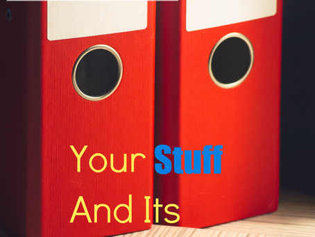 Your Stuff And Its Paperwork