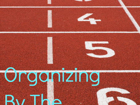 Organizing By The Numbers