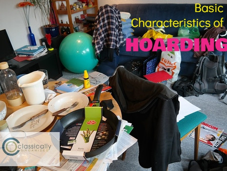 Basic Characteristics of Hoarding