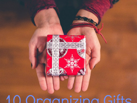 10 Organizing Gifts $10 and Under
