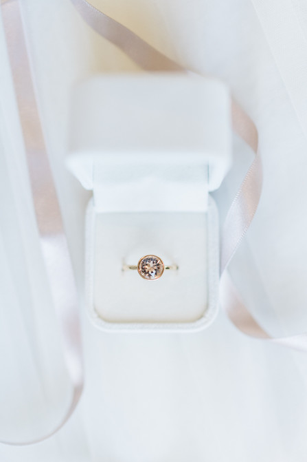 Rose Gold Wedding Ring