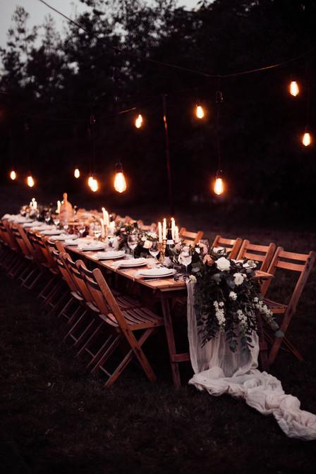 Sunset Dining - Tuffon Hall