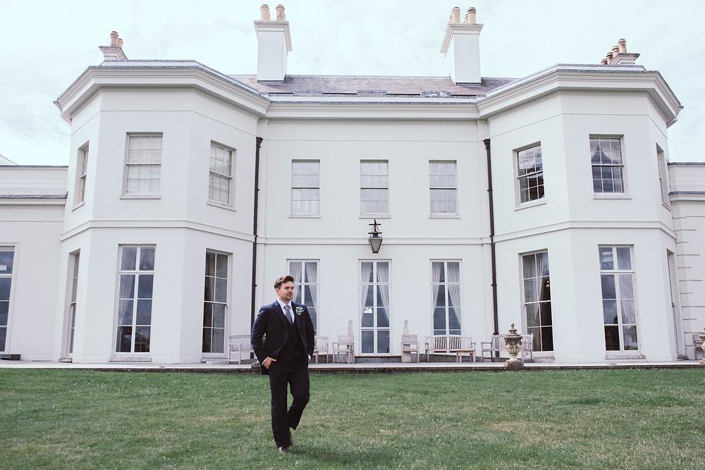 Hylands Estate Groom