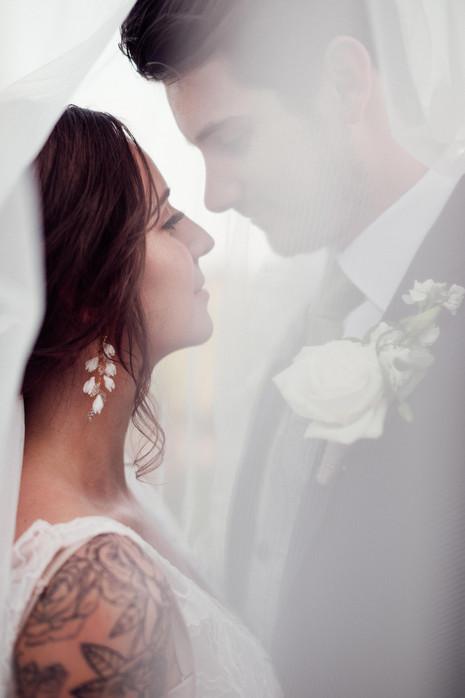 Bride and Groom - Tuffon Hall