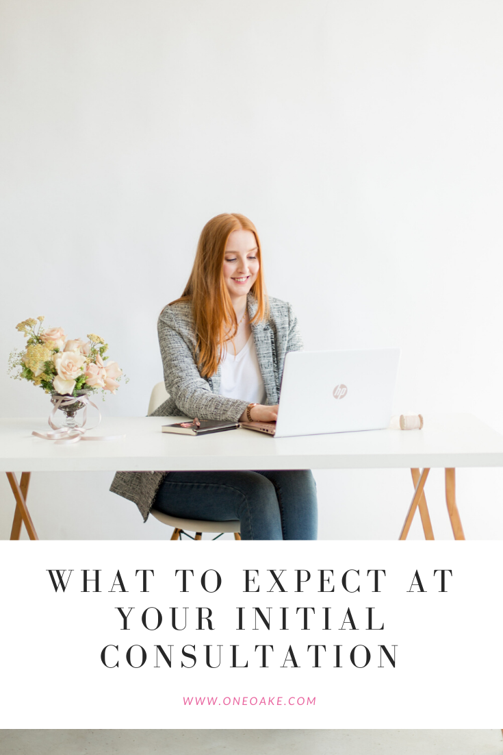 What to expect at your initial consultation