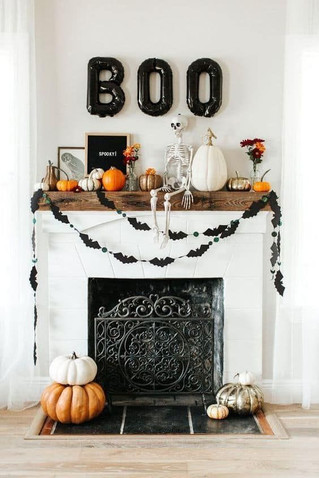 Halloween Party at Home Ideas