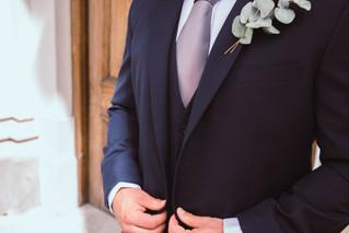 Groom Wedding Suit Style