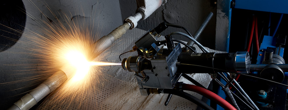 Flamespray Process