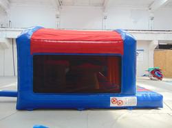 Circus Play'n Slide, Side view