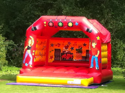 Adult Isle of Wight Bouncy Castle