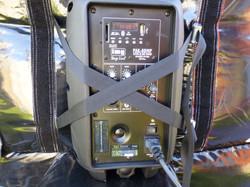 Disco Dome Sound system