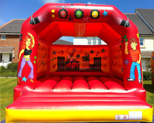 Adult Bouncy Castle Isle of Wight
