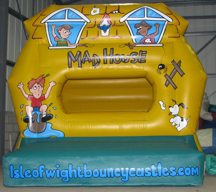 Madhouse Isle of Wight Bouncy World