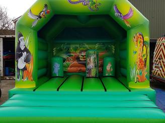 New Bouncy Castles for 2018