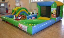 Farmyard soft Play Area