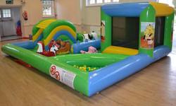 Farmyard soft Play Area