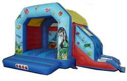 Undersea Bounce & Slide
