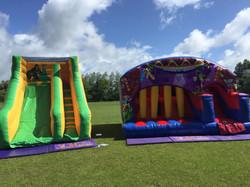 Circus Play n Slide & Slide