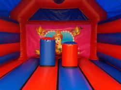 princess Fun Bouncy Castle