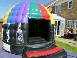 Disco Dome Isle of Wight