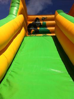 Jungle Garden Slide